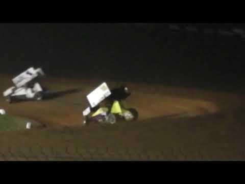 Woo heat2  Bloomington Speedway