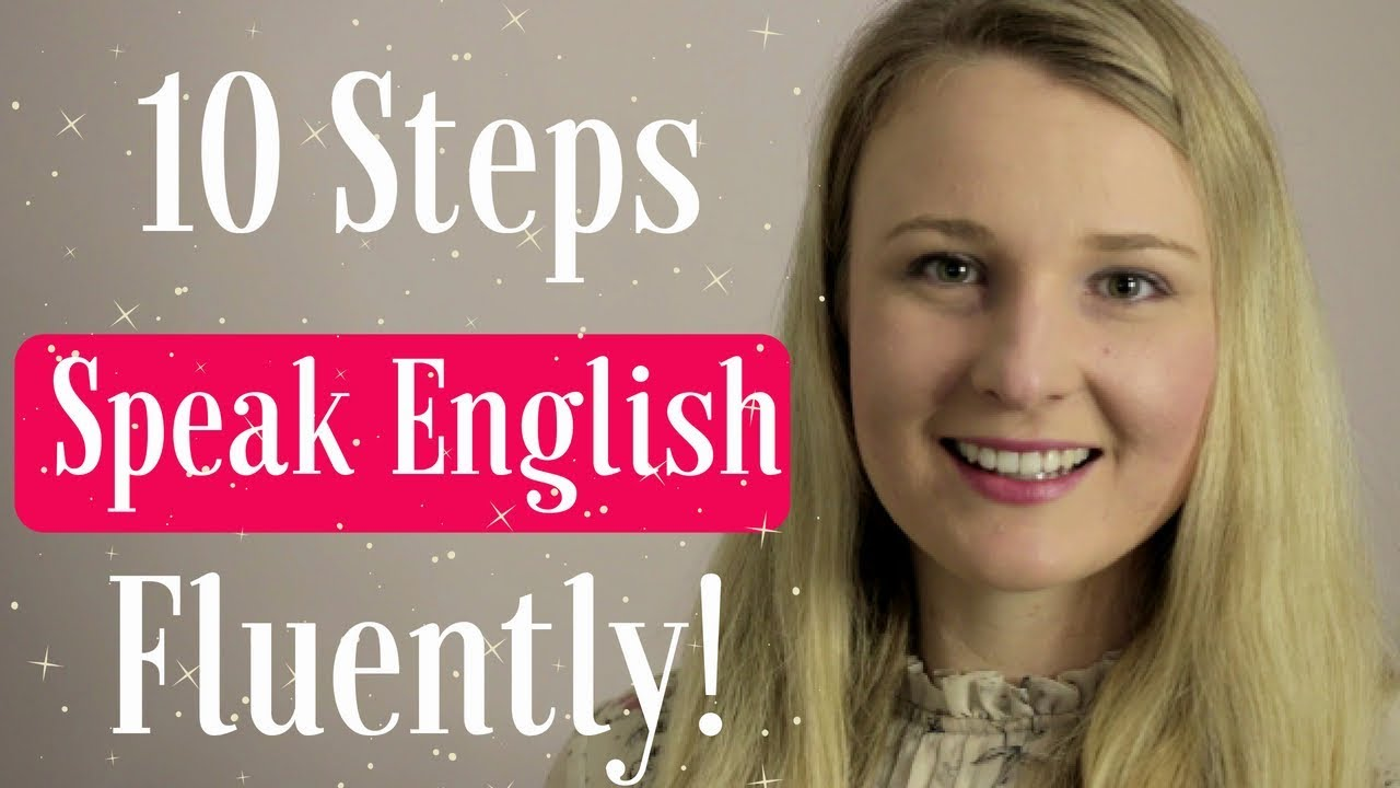 spoken english fluently Speak a little english every day the absolute best way to learn any new language is just to speak it it doesn't matter if you only know five english words or if you're practically fluent -- speaking english with another person is the fastest, most effective method of improving.