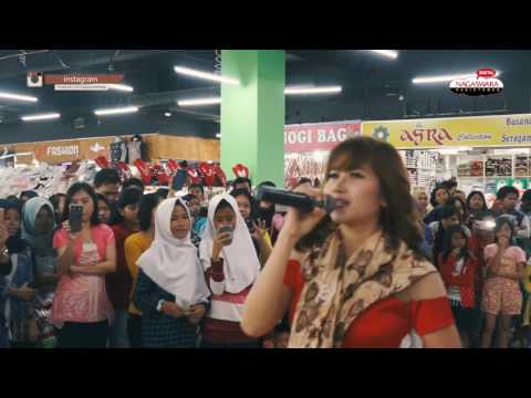 Live Perform Ratu Idola - Cintamu Oplosan (KURMA Cibinong Mall 11 Juni 2017)