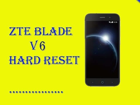 thought you zte n817 hard reset know