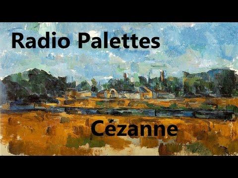 Radio Palettes - Paul Cézanne