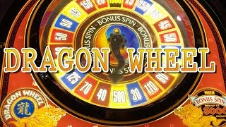 High Limit Dragon Wheel ✦ From $1 to $100 a Spin - SPINNING 🎡 SATURDAYS ✦ Slot Machine Pokies Daily