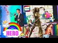 DNJA sings Hero by Mariah Carey | #Lambily