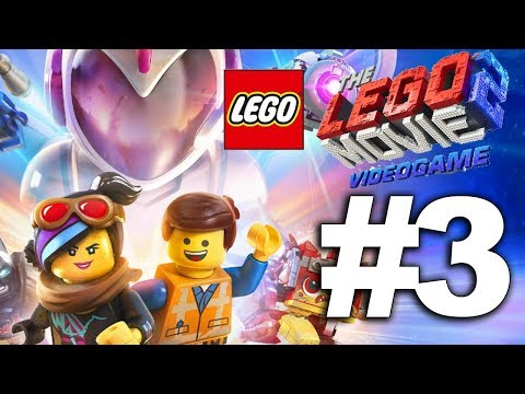 The LEGO Movie 2: Video Game Gameplay Episode 3  
