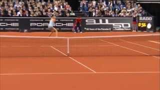 Maria Sharapova 2013 Porsche Tennis Grand Prix Final Hot Shot