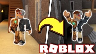 HOW TO GLITCH THROUGH THE WALL IN ROBLOX ASSASSIN!!