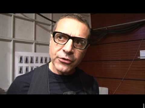 Interview exclusive d' Ennio Capasa pour Costume National