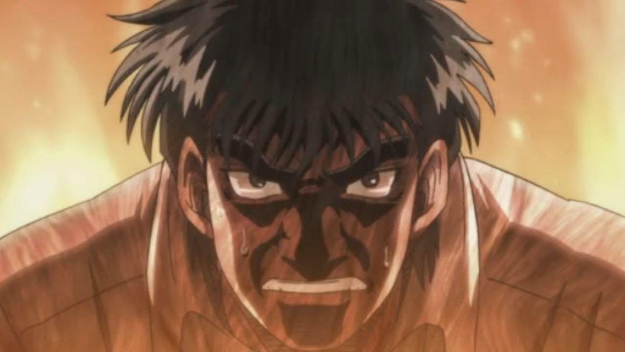 Hajime no ippo episode 25