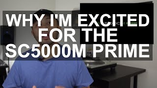 DJ News   Why  M Excited For The Denon SC5000M Prime