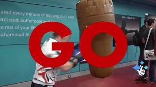 30 Second Lottery Challenge: GB Boxing