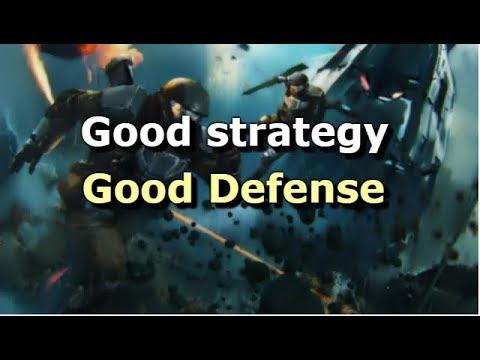 Halo Wars 2 - Good strategy & Defense