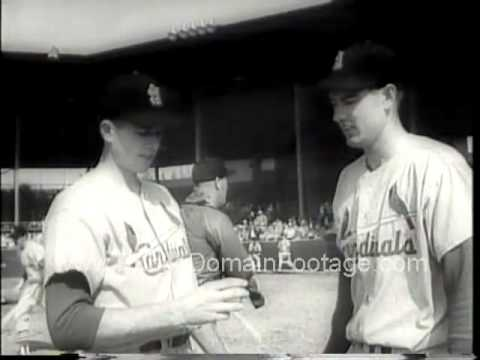 MLB Baseball Spring Training 1958 Yankees Dodgers Tigers White Sox Cardinals