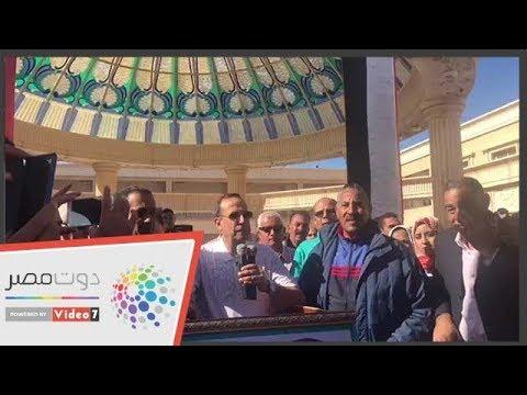 شمال سيناء تحتفل بـ-100 مليون صحة- بماراثون رياضي  - 16:55-2018 / 12 / 1