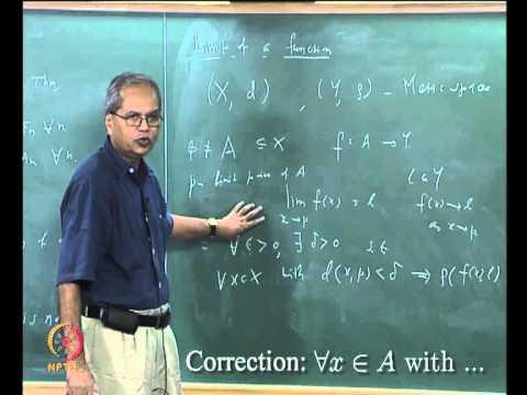 Mod-04 Lec-22 Baire Category Theorem