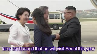 The Spark   As DPRK, S.Korea push for peace, US should join