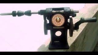Alat gulung dinamo kipas angin เครื่องมวนสายทองแดงพัดลม
