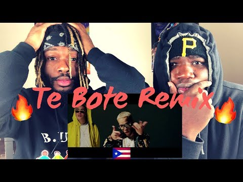 Te Bote Remix - Casper, Nio García, Darell, Nicky Jam, Bad Bunny, Ozuna | Video Oficial (REVIEW)