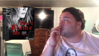 Taylor Swift - Don't Blame Me - REACTION