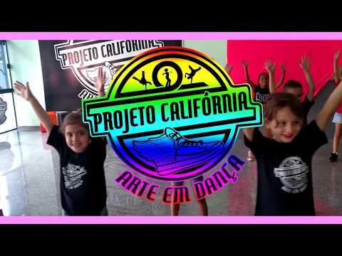 Tempo de Alegria - Ivete Sangalo  Ritmos Kids  Projeto Califórnia Arte em Dança