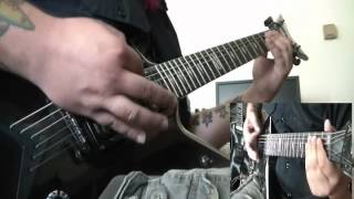 Pantera - A New Level guitar cover - by Kenny Giron (kG) #panteracoversfromhell