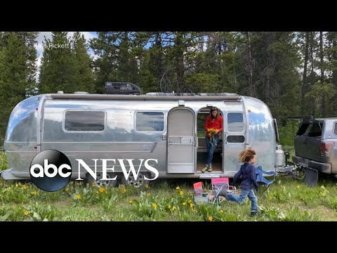 RV Rentals At Record Highs