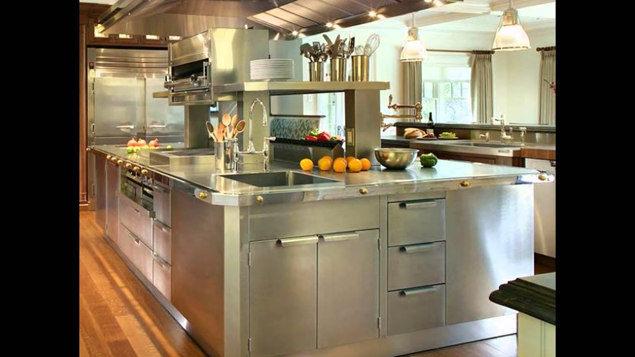 Metal Kitchen Cabinets Manufacturers Chocolate Painting Do Yourself Youtube