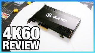 Elgato 4K60 Pro Review - $400 Capture Card for PC & Console