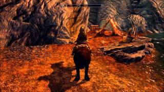 The Elder Scrolls V: Skyrim Gameplay i5 2500k @ 4.5Ghz, GTX 560 TI OC[FULL HD 1080p]