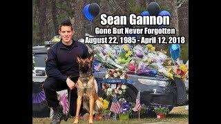 In Memory of Sean Gannon Aug 22, 1985 - April 12, 2018 (Ed Sheeran's