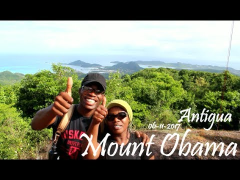 MY FIRST TIME! | HIKING IN ANTIGUA