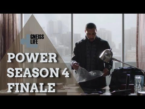 POWER Season 4 Episode 10 Finale - YOU CAN'T FIX THIS
