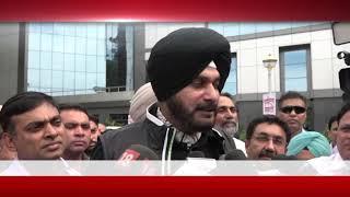 Navjot Singh Sidhu- I don't have any reaction...