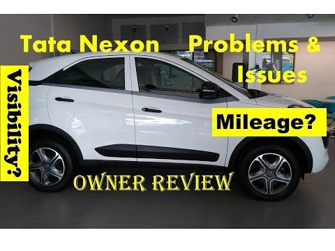 Tata Nexon Problems & Issues Owner Review
