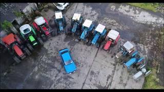 Basil Petrie Memorial Tractor Run 2017