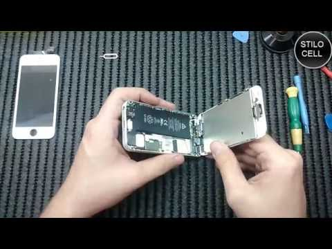 iphone model a1428 iphone 5g como trocar display touch frontal a1428 exchange 12045