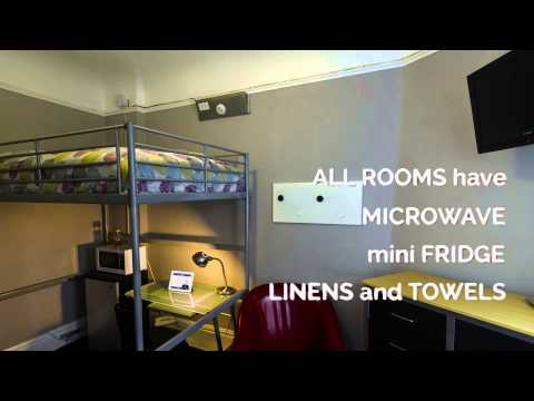 USA Student Residences accommodation video