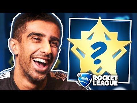 GETTING MY RUMBLE RANK! - Rocket League thumbnail