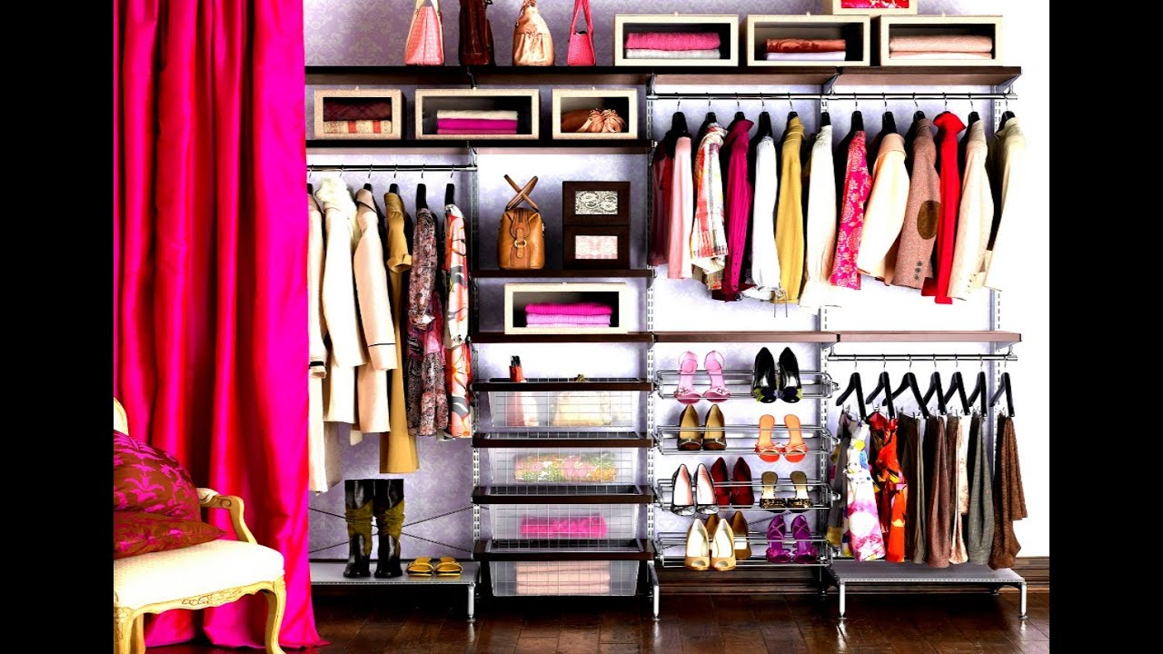 comment organiser son dressing youtube. Black Bedroom Furniture Sets. Home Design Ideas