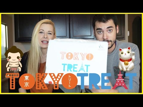 PROBANDO DULCES JAPONESES | TOKYOTREAT REVIEW