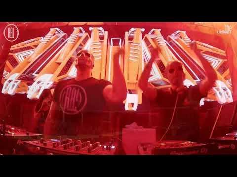 The YellowHeads @ Circus Nation [Closing Set] (Granada/Spain) [Part.1] 06-10-2018