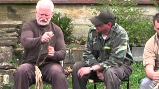 How to use Natural Cordage to Make a Bow Drill Fire, Equip 2 Endure