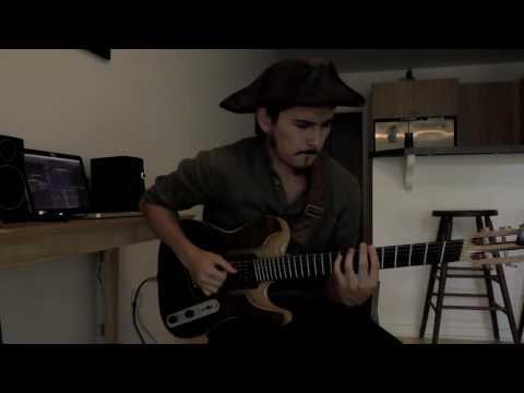 VULFPECK /// Kuhmilch 74 BPM (Solo Guitar Cover)
