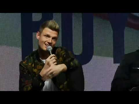 Backstreet Boys   Vina del Mar Festival Press Conference Chi