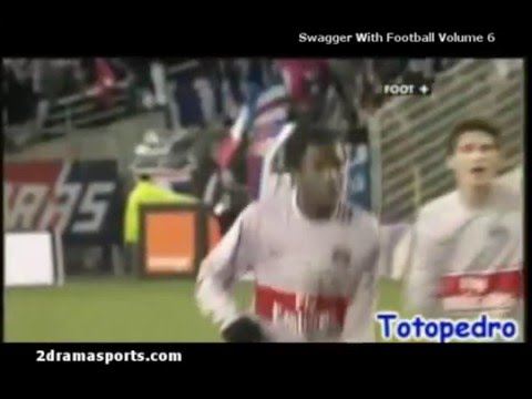 Stéphane Sessegnon In Swagger With Football Volume 6