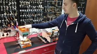 Обзор комплекта станков для изготовления ключей Faxiang