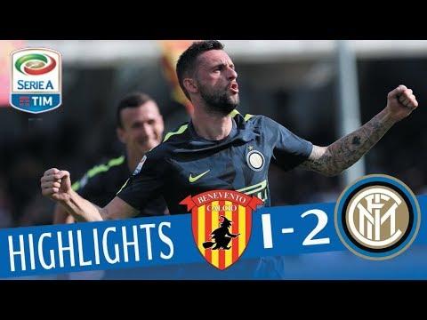 Benevento - Inter - 1-2 - Highlights - Giornata 7 - Serie A TIM 2017/18