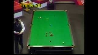 Tony Knowles 1983 Embassy World Championship Second Round