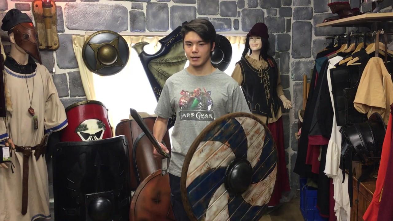 エピック-アーモリーの テインシールド Epic Armoury Thegn Shield