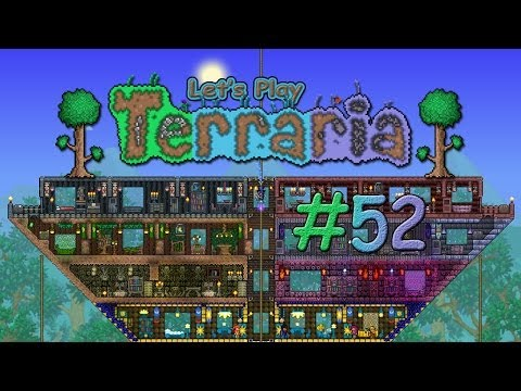 Let's Play Terraria (1.2) - Ep. 52: WATER CANDLE MADNESS