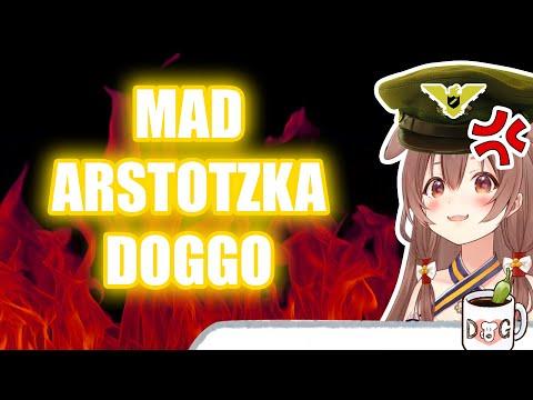 Mad Doggo From Arstotzka 【Hololive English Sub】